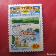 Sellos: +NUEVA ZELANDA, 1993, NUEVA-ZELANDA AÑOS 1940, YVERT 1265. Lote 222743763
