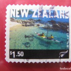 Sellos: +NUEVA ZELANDA, 2001, CIEN AÑOS DE TURISMO, YVERT 1856. Lote 222745000