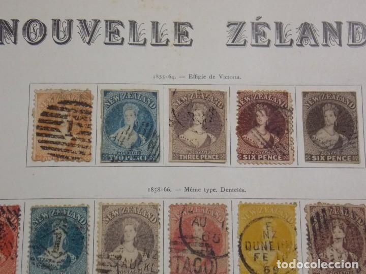 Sellos: NUEVA ZELANDA - Foto 2 - 228235785