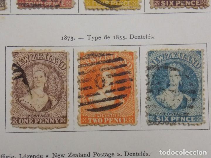 Sellos: NUEVA ZELANDA - Foto 6 - 228235785