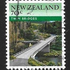 Sellos: NUEVA ZELANDA. Lote 245524365