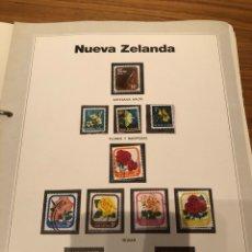 Sellos: SELLOS DEL MUNDO GRAN ENCICLOPEDIA DE LA FILATELIA EDICIÓN URBION NUEVA ZELANDA N'25. Lote 249454025