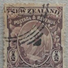 Sellos: 1898. NUEVA ZELANDA. 70. MONTAÑAS COOK. USADO.. Lote 253233500