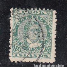 Sellos: COOK 236 USADA. Lote 254776005