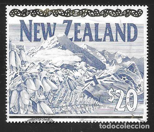 NUEVA ZELANDA - VER DESCRIPCIÓN (Sellos - Extranjero - Oceanía - Nueva Zelanda)