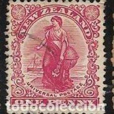 Selos: NUEVA ZELANDA YVERT 113. Lote 257840810