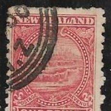 Selos: NUEVA ZELANDA YVERT 97. Lote 257844040