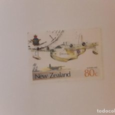 Timbres: NUEVA ZELANDA SELLO USADO. Lote 288001558