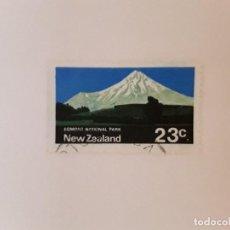 Timbres: NUEVA ZELANDA SELLO USADO. Lote 288001698
