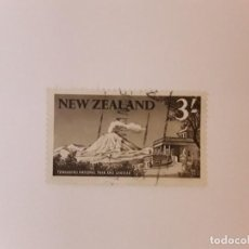Timbres: NUEVA ZELANDA SELLO USADO. Lote 288001763