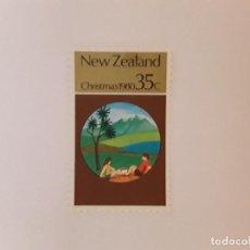 Timbres: NUEVA ZELANDA SELLO USADO. Lote 288002003