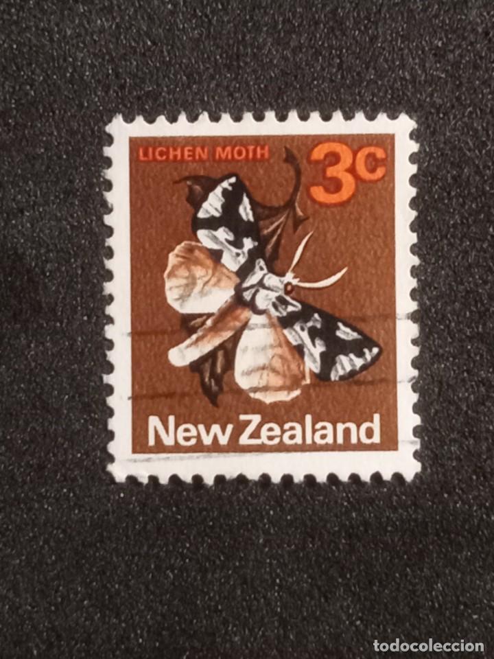 SELLO NUEVA ZELANDA - P 30 (Sellos - Extranjero - Oceanía - Nueva Zelanda)