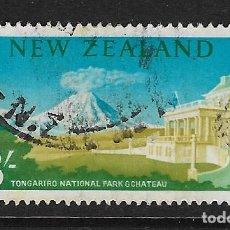 Sellos: NUEVA ZELANDA. YVERT Nº 398A USADO. Lote 288298428