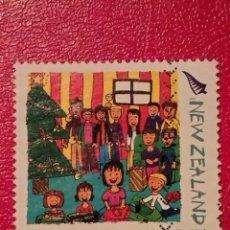 Francobolli: SELLOS DE NUEVA ZELANDA - NVZ 1. Lote 289908163