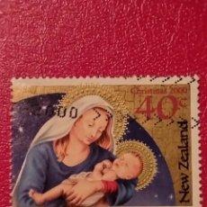 Francobolli: SELLOS DE NUEVA ZELANDA - NVZ 2. Lote 289909873