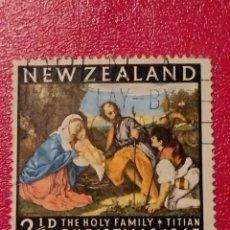 Francobolli: SELLOS DE NUEVA ZELANDA - NVZ 3. Lote 289910013