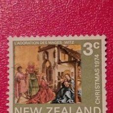 Francobolli: SELLOS DE NUEVA ZELANDA - NVZ 3. Lote 289910273