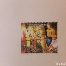 Selos: NUEVA ZELANDA SELLO USADO. Lote 293179203