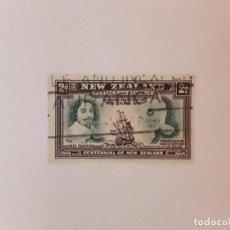 Sellos: AÑO 1940 NUEVA ZELANDA SELLO USDO. Lote 295300328