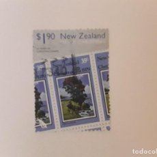 Selos: AÑO 1979 NUEVA ZELANDA SELLO USDO. Lote 295300403