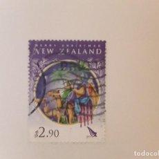 Selos: AÑO 2012 NUEVA ZELANDA SELLO USADO. Lote 295301228