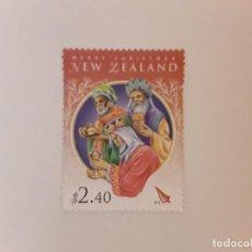 Selos: AÑO 2012 NUEVA ZELANDA SELLO USADO. Lote 295301258