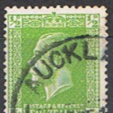 Sellos: NUEVA ZELANDA // YVERT 163 // 1915-21 ... USADO. Lote 295696288