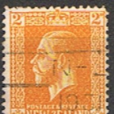 Sellos: NUEVA ZELANDA // YVERT 166 // 1915-2 ... USADO. Lote 295696748