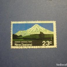 Sellos: NUEVA ZELANDA - MONTAÑAS Y VOLCANES - PARQUE NACIONAL EGMONT.. Lote 295785383