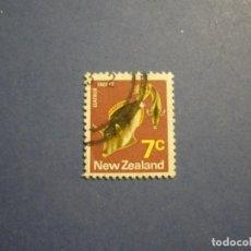 Sellos: NUEVA ZELANDA - PECES.. Lote 295785933