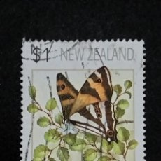 Sellos: SELLO NUEVA ZELANDA - BOL 40-2. Lote 296045913