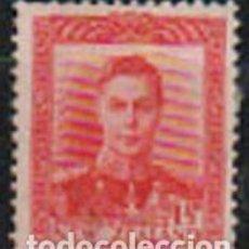 Sellos: NUEVA ZELANDA IVERT Nº 237 A (AÑO 1938), EL REY JORGE VI, SIN MATASELLAR. Lote 296711328
