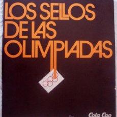 Sellos: LOS SELLOS DE LAS OLIMPIADAS - COLA CAO. Lote 8427074