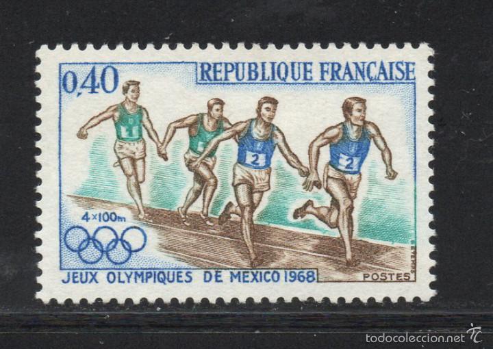 Francia 1573 Ano 1968 Juegos Olimpicos M Comprar Sellos De