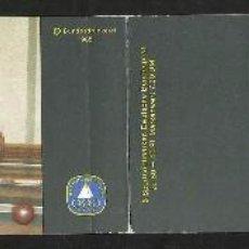 Sellos: ALEMANIA CARNET CON BLOQUE DE SELLOS CONMEMORATIVOS DEPORTES- OLIMPIADAS- BOLOS. Lote 58415326