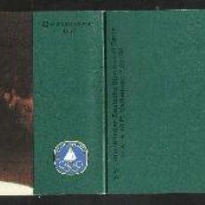 Sellos: ALEMANIA CARNET CON BLOQUE DE SELLOS CONMEMORATIVOS DEPORTES- OLIMPIADAS- BAILE. Lote 58415483