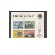 Sellos: HONDURAS. JUEGOS OLIMPICOS TOKIO 1964**. Lote 78512005
