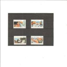 Sellos: NUEVA ZELANDA. JUEGOS OLIMPICOS BARCELONA 1992**. Lote 82536352