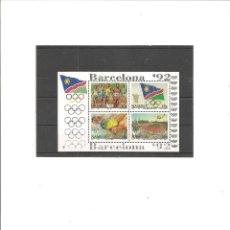 Sellos: NAMIBIA. JUEGOS OLIMPICOS BARCELONA 1992**. Lote 82721872