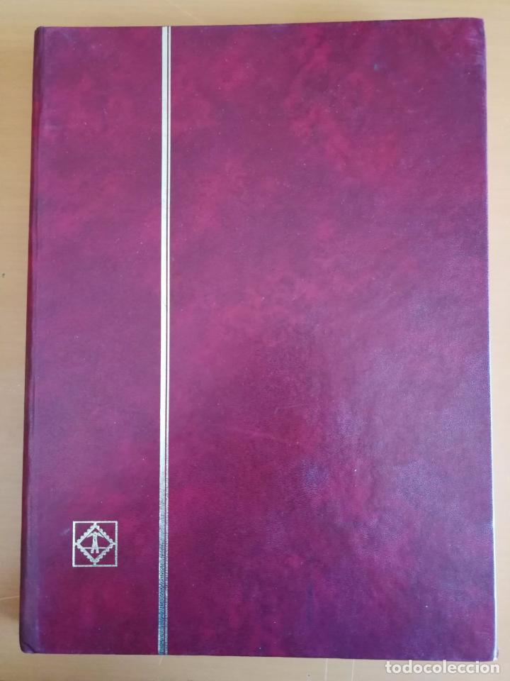 Sellos: Álbum de sellos para coleccionista - Incluye 317 sellos de olimpiadas y animales - 30 x 23 cm - Foto 10 - 86020384