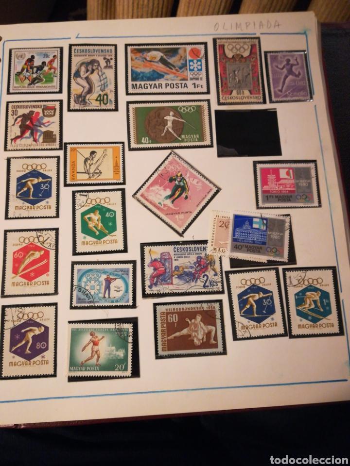 Sellos: 140 sellos Juegos Olimpicos. Olimpiada - Foto 2 - 107683730