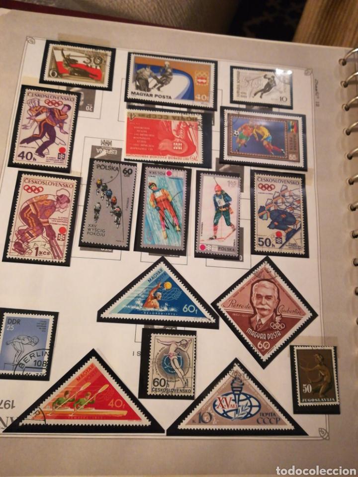 Sellos: 140 sellos Juegos Olimpicos. Olimpiada - Foto 5 - 107683730