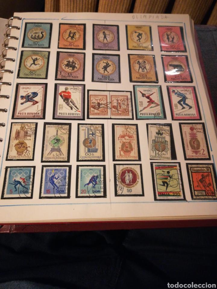 Sellos: 140 sellos Juegos Olimpicos. Olimpiada - Foto 6 - 107683730