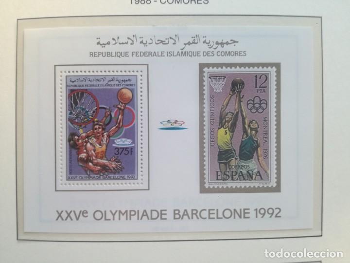 HB. XXV OLYMPIC GAMES. (Sellos - Temáticas - Olimpiadas)