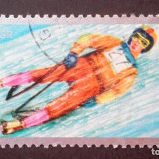 Sellos: 1972 POLONIA JUEGOS OLÍMPICOS INVIERNO SAPPORO. Lote 143935750