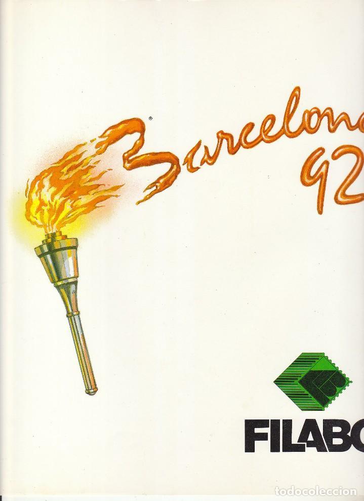 BARCELONA-92. (Sellos - Temáticas - Olimpiadas)