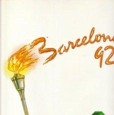 Sellos: BARCELONA-92.. Lote 184099208