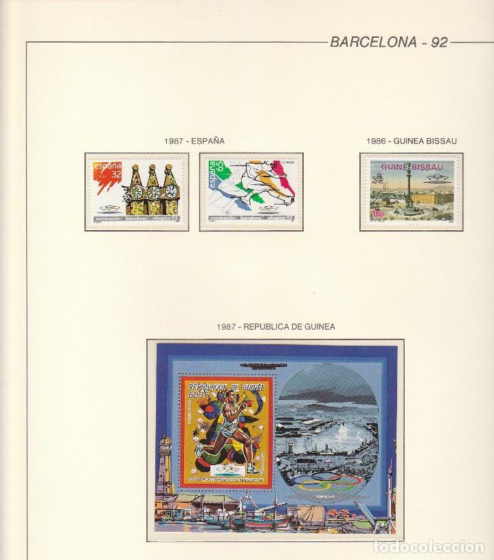 Sellos: BARCELONA-92. - Foto 6 - 184099208