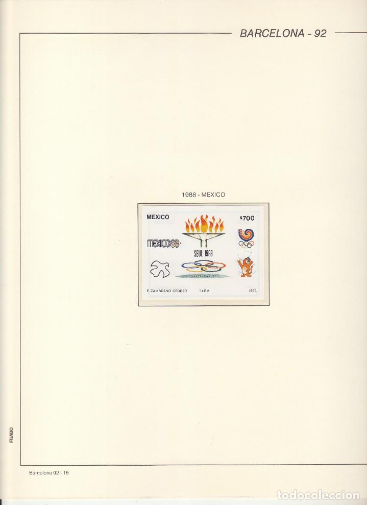 Sellos: BARCELONA-92. - Foto 16 - 184099208