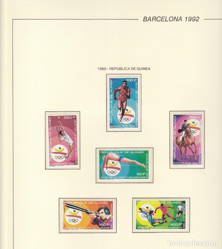 Sellos: BARCELONA-92. - Foto 22 - 184099208